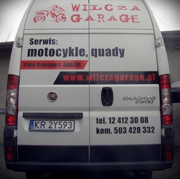 Wilcza Garage